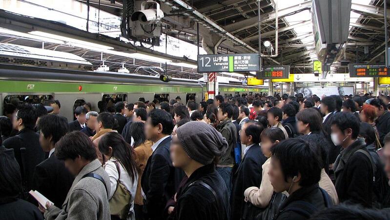 ネットビジネスなら満員電車から解放される