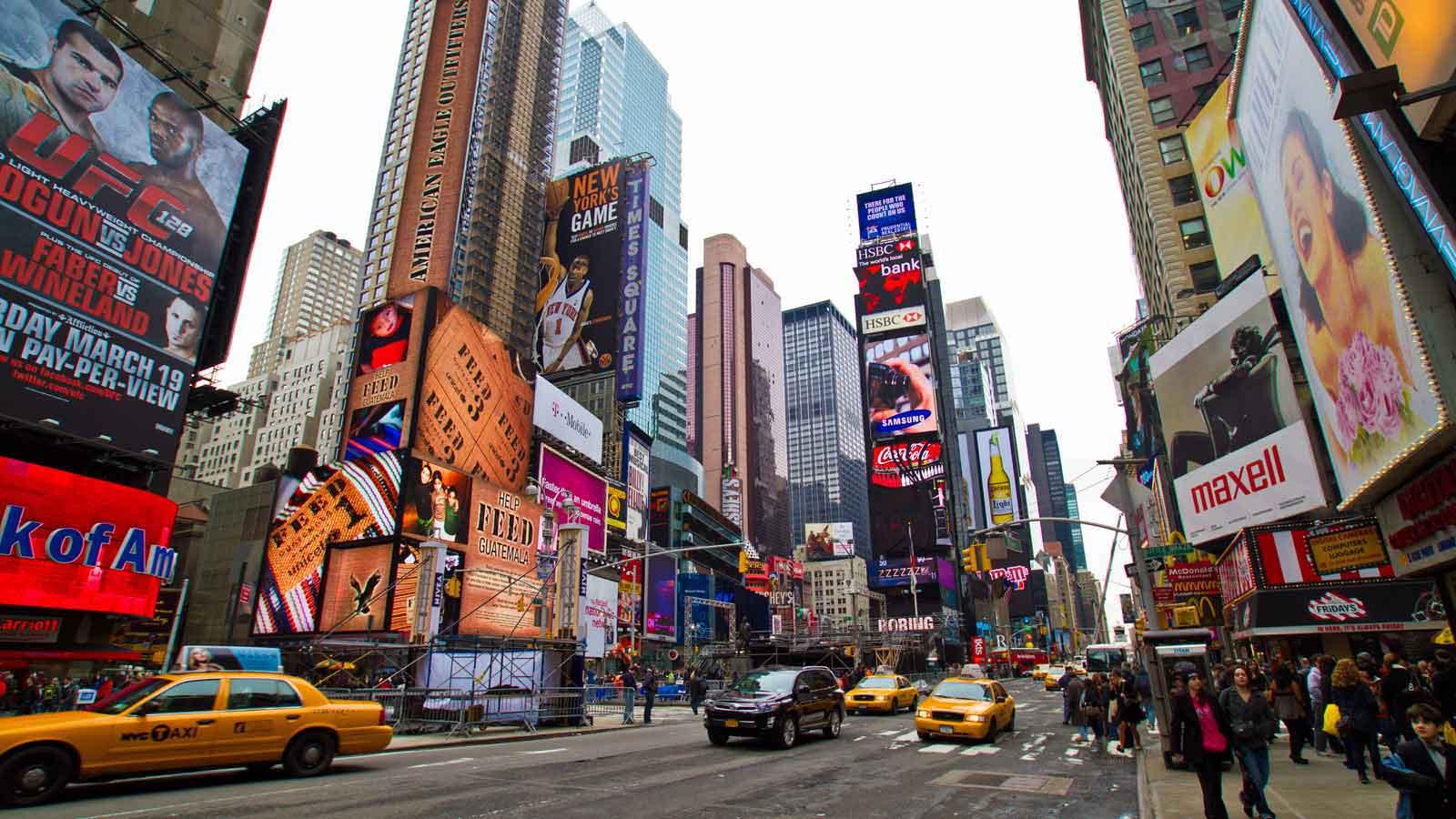 そうだニューヨークに行こう!